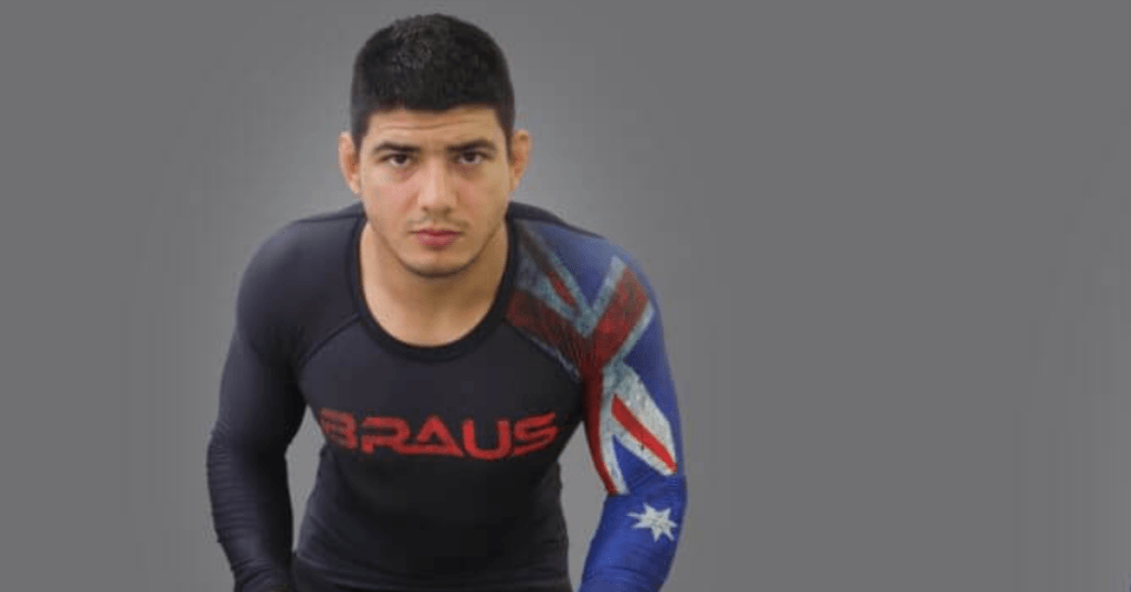 BJJ Rash Guard Australia - Braus