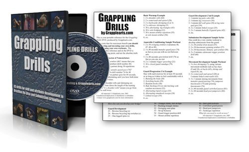 Grappling Drills by Grapplearts
