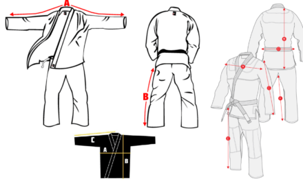 How Do BJJ Gi Sizes Work?
