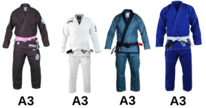 How Do BJJ Gi Size Charts Work? There's Variations in Sizing