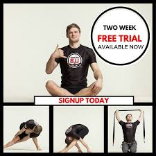 Yoga for BJJ 2 Week Free Trial