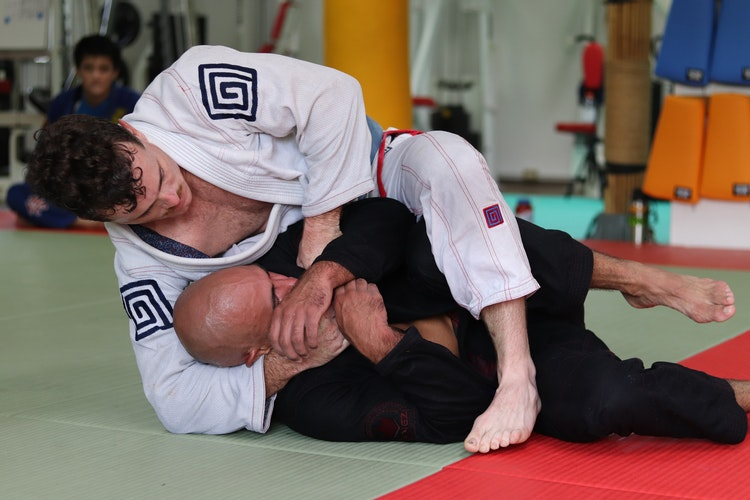 BJJ Rolling Tips Start Position You Want to Work On