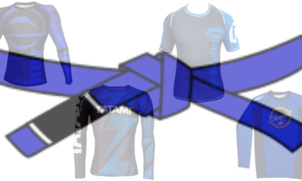 The 5 Best Choices for a Ranked Rash Guard [Blue Belt]
