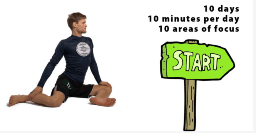 Yoga for BJJ Review - 10 in 10