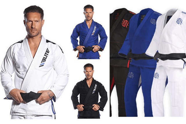Sanabul vs Elite Gi: The Best BJJ Gi for the Money [2019]