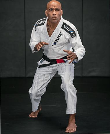 Elite Sports IBJJF Ultra Light Gi - White Gi Black Belt