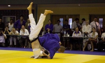 How To Modify Judo for BJJ Takedowns [Interview With Olympian Matt D'Aquino]