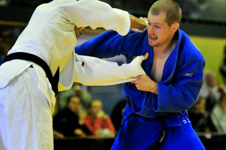 Picture of Matt D'Aquino for How to Modify Judo for BJJ Takedowns Article