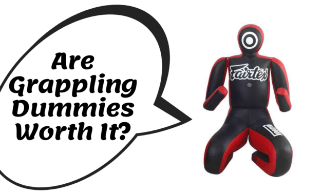 BJJ Mythbusting: Are Grappling Dummies Worth It?