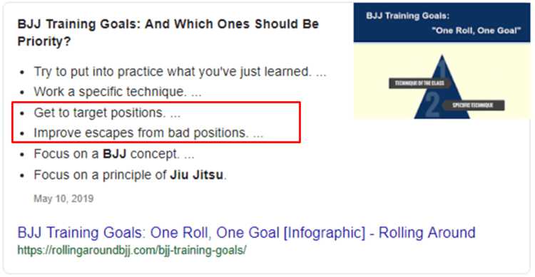 Where Guard Passing Fits Into My Current BJJ Training Goals